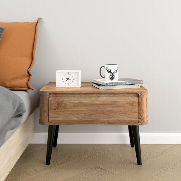 Reidar Drawer Nightstand by Foundry Select