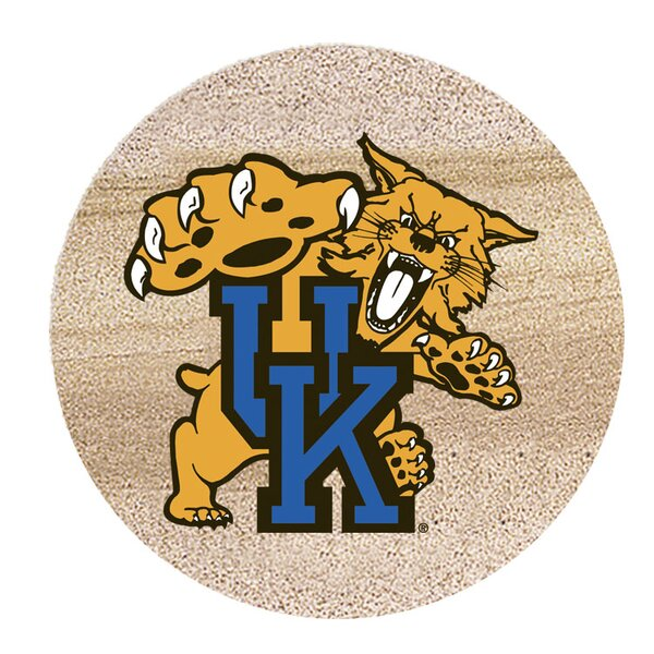 University of Kentucky Collegiate Coaster (Set of 4) by Thirstystone