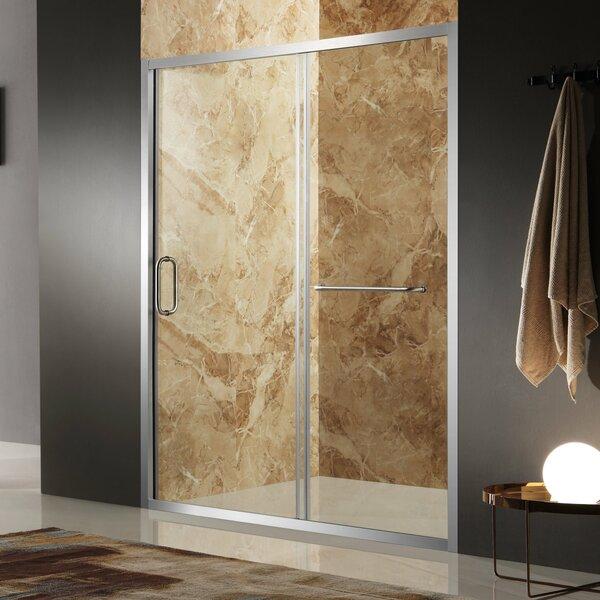 Regent 48 x 72 Single Sliding Framed Shower Door by ANZZI