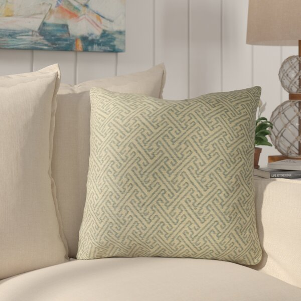 Krumm Luxury Throw Pillow by Bayou Breeze