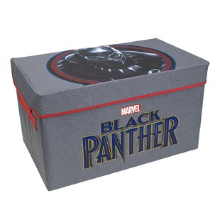 Marvel Black Panther Collapsible Toy Box ByEverything Mary