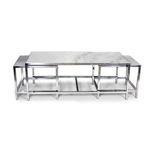 The Svendborg 3 Piece Coffee Table Set dCOR design