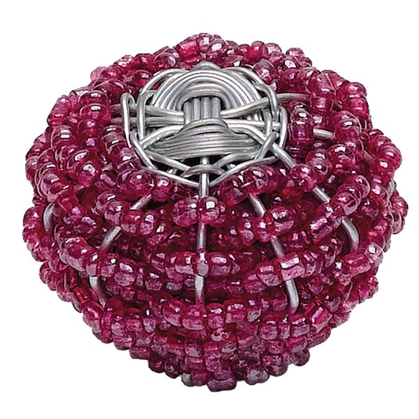 Beaded Weave Novelty Knob by Atlas Homewares