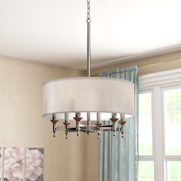 Shawna 6-Light Chandelier by Darby Home Co