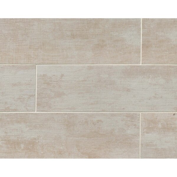 Sonoma 8 x 24 Porcelain Wood Tile in Mission by Grayson Martin