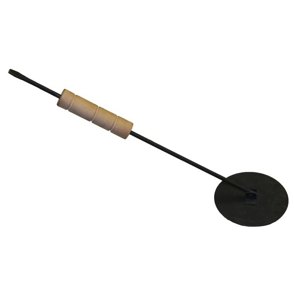 Powder Coated Steel Fireplace Tool by Real Flame