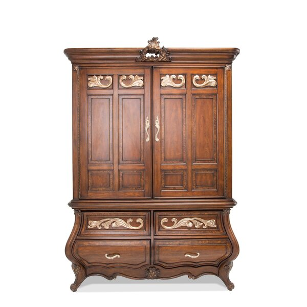 Platine De Royale Armoire by Michael Amini