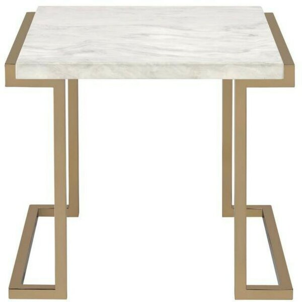 New Fairfield End Table by Everly Quinn