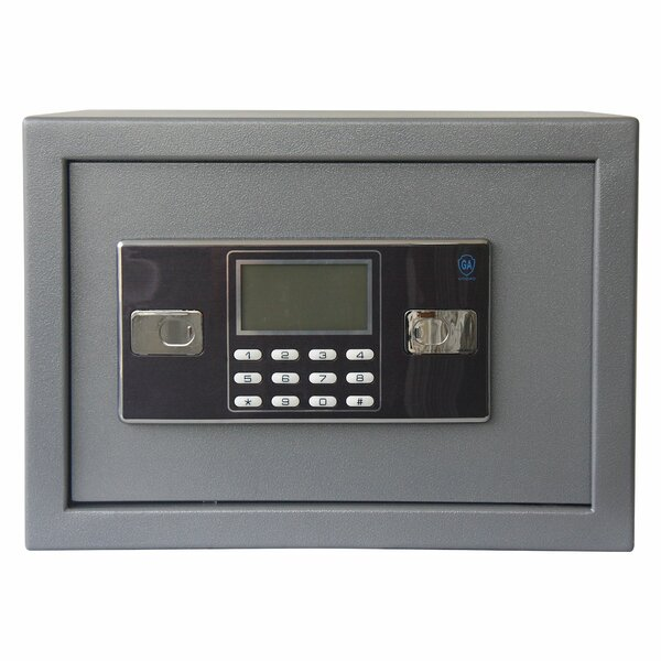 Stalwart Wall Safe with Electronic Lock by Stalwart