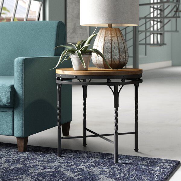 Tennant End Table by Williston Forge Williston Forge