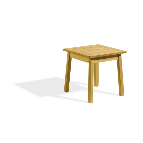 Alabama Solid Wood Side Table by Union Rustic