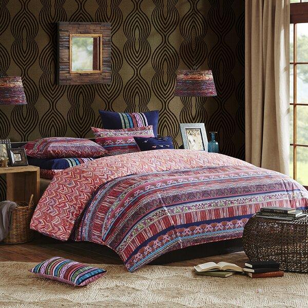 Katina 3 Piece Comforter Set by Josie by Natori