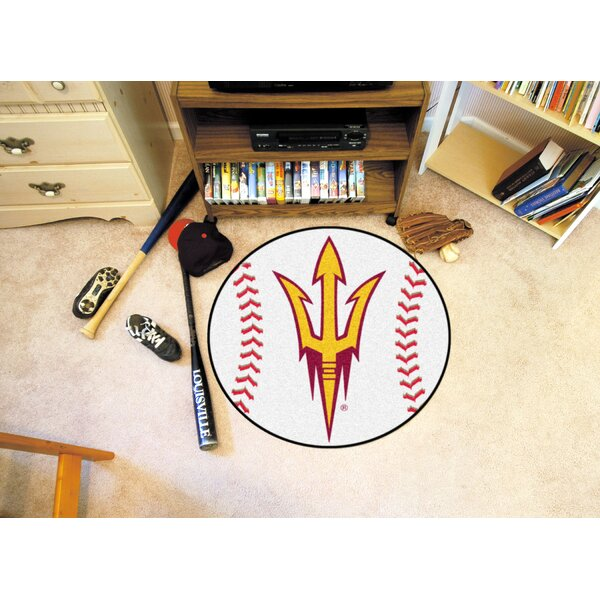 NCAA Arizona State University Baseball Mat by FANMATS