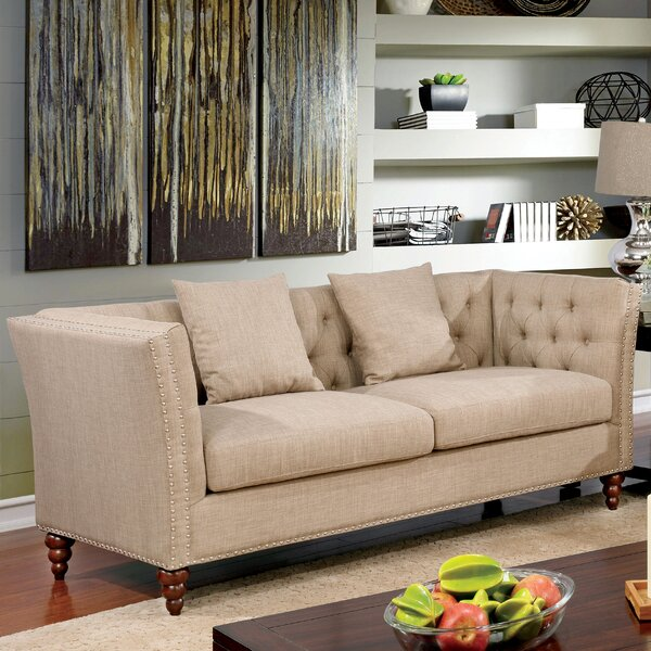 Perfect Priced Bolingbrook Chesterfield Sofa by Darby Home Co by Darby Home Co