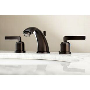 Centurion Widespread Bathroom Faucet with Drain Assembly