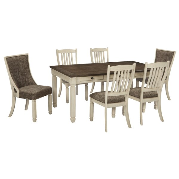 Ramsgate 7 Piece Dining Set by Three Posts