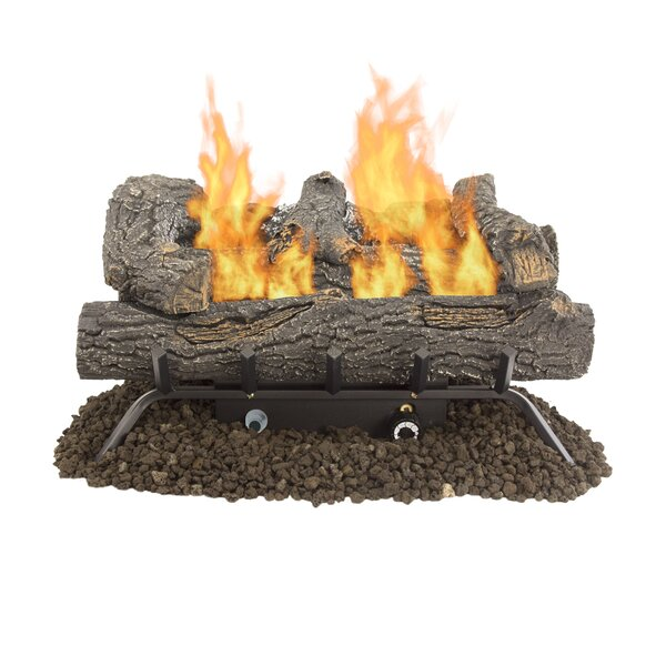 Pleasant Hearth 18 Southern Oak Gas Log Set by Pleasant Hearth