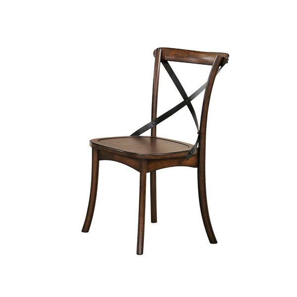 Sansom Solid Wood Dining Chair (Set of 2) by Gracie Oaks