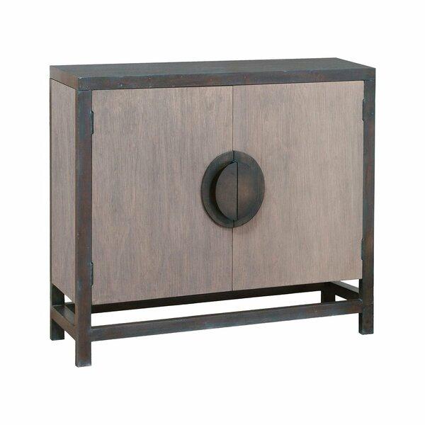 Hassania 2-Door Cabinet By Brayden Studio