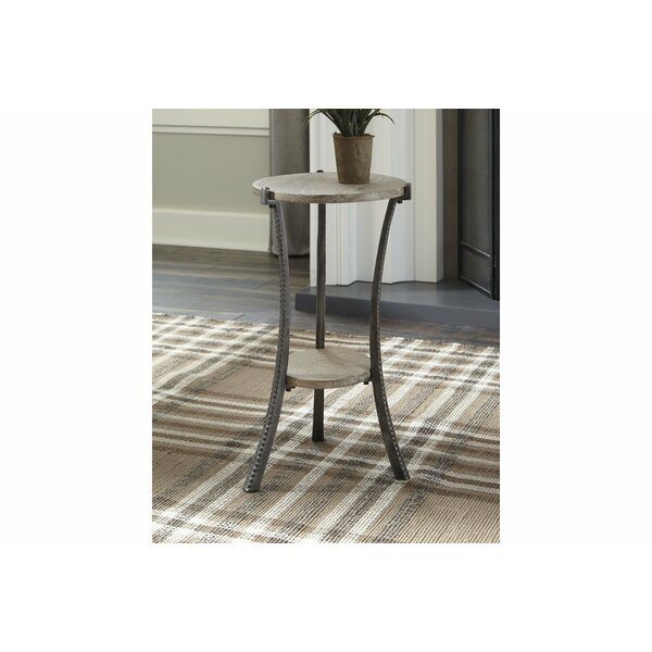 Sandiacre End Table by Williston Forge