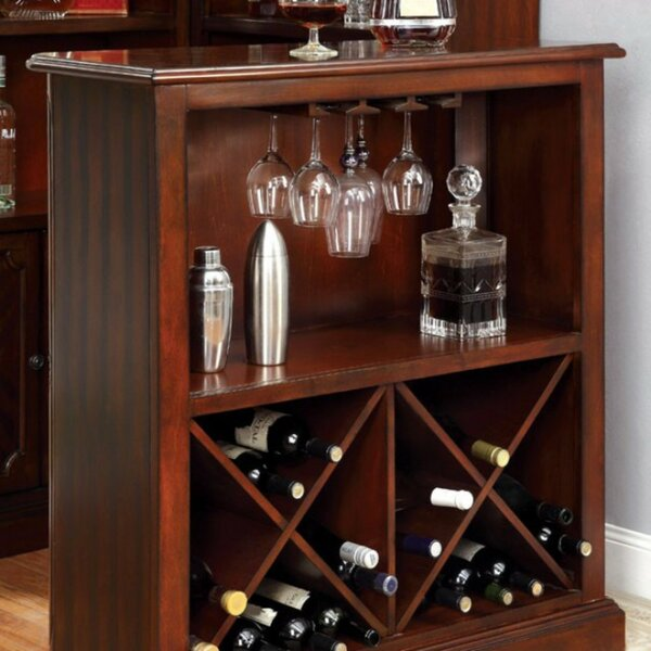 Enloe Bar Table by Darby Home Co