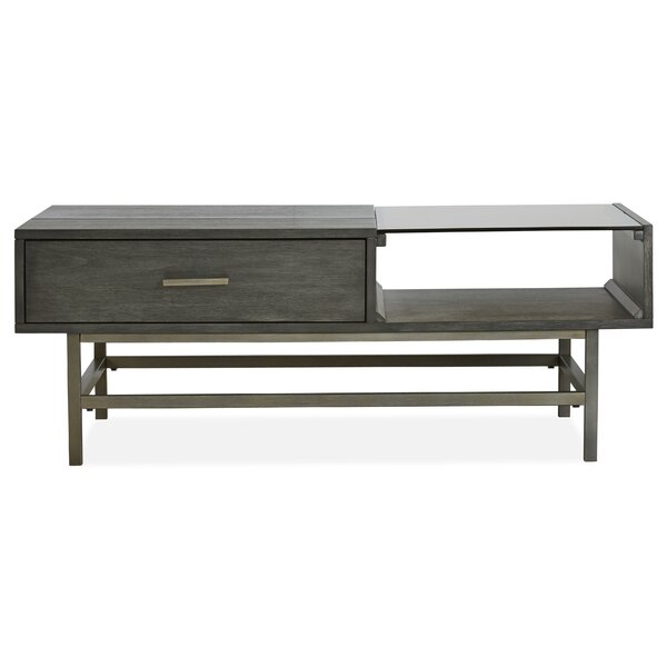 Carver Lift Top Coffee Table by Wrought Studio