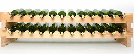 24 Bottle Floor Wine Bottle Rack by Wineracks.com Wineracks.com