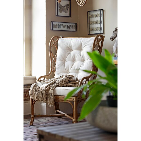 Watson Wingback Chair by Gabby
