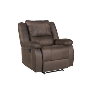 Eton Manual Recliner Red Barrel Studio