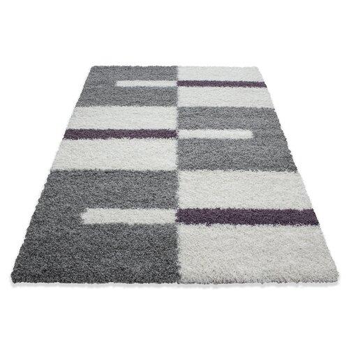 Mchale Grey Indoor / Outdoor Rug Mercury Row Rug Size: Runne