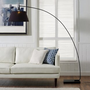 Reviews Quapaw 72 Arched Floor Lamp By Brayden Studio