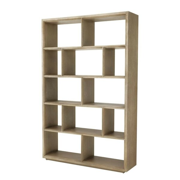 Marguesa Geometric Bookcase by Eichholtz