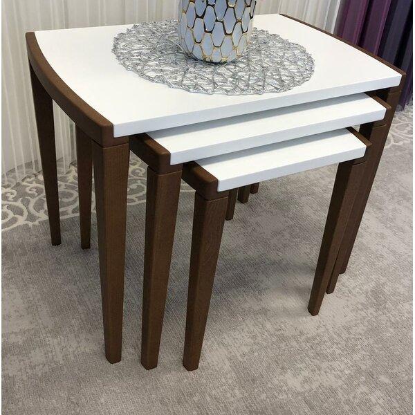 Barrick Nesting Tables By Corrigan Studio