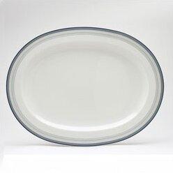 Java Swirl 14 Oval Platter by Noritake