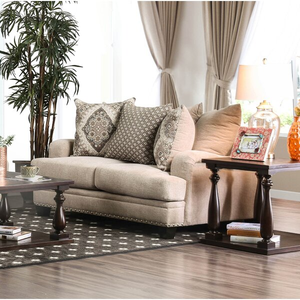 Dirks Loveseat By Darby Home Co Design