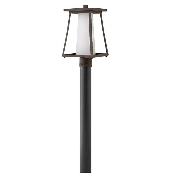 Burke 1-Light 16 Post Light by Hinkley Lighting