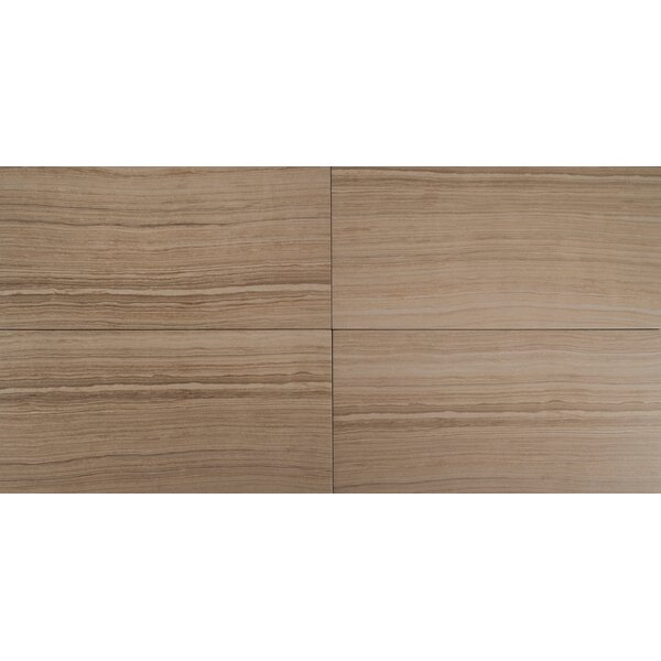 Eramosa 12 x 24 Porcelain Tile in Beige by MSI
