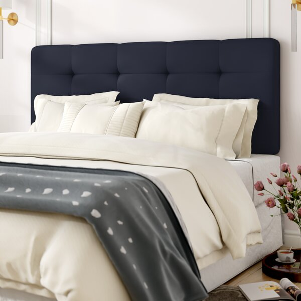 Evonne Upholstered Panel Headboard by Willa Arlo Interiors