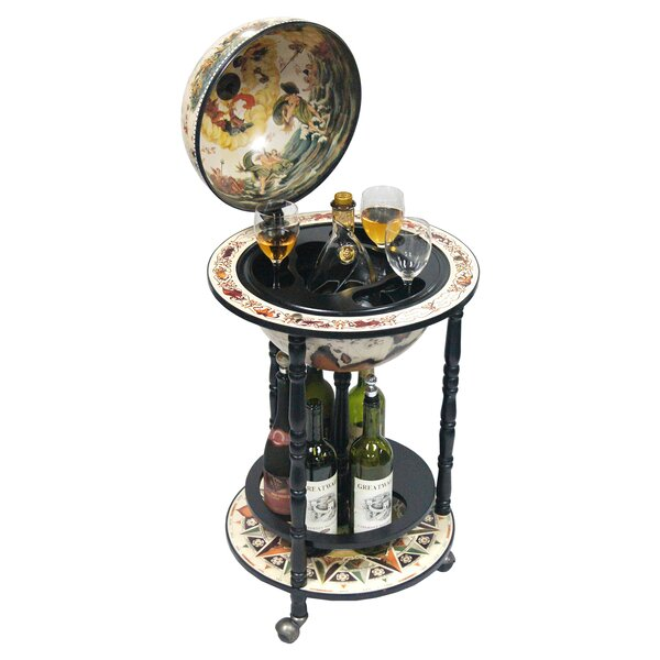 Traditional Bar Globe by Astoria Grand