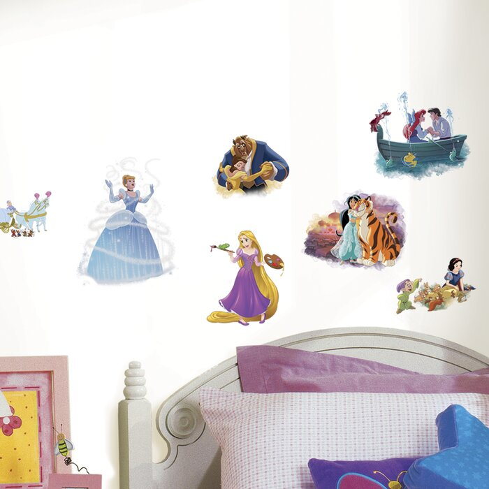 Disney Princess Dream Big Peel and Stick Wall Decal