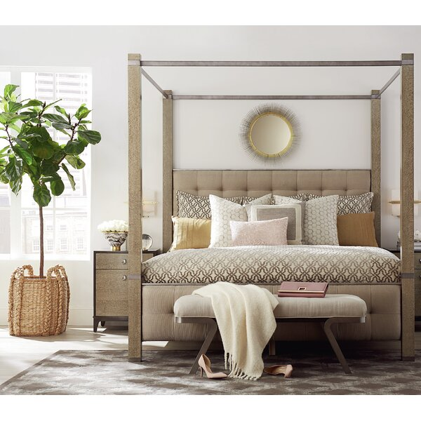 Four Poster Configurable Bedroom Set by Dowton Abbey