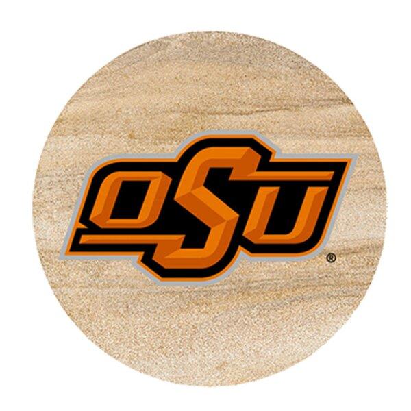 Oklahoma State University Collegiate Coaster (Set of 4) by Thirstystone