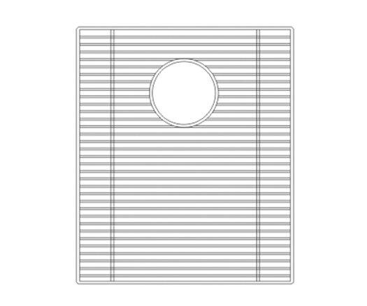 17.63 x 1 Sink Grid by Wells Sinkware