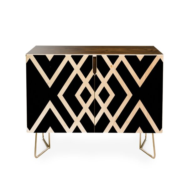Three of the Possessed In Between 2 Door Accent Cabinet by East Urban Home