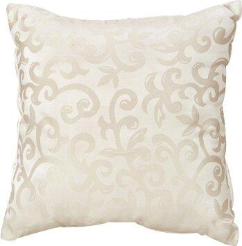 Victoria Jacquard Throw Pillow by Sweet Jojo Designs