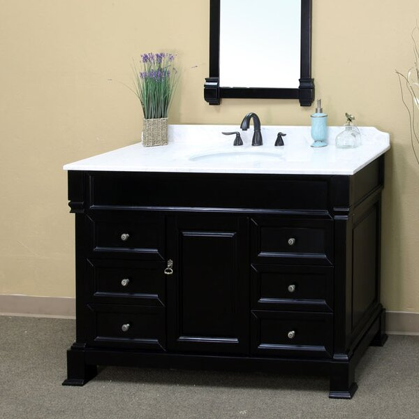 Kendall 60 Single Bathroom Vanity Set by Bellaterra Home