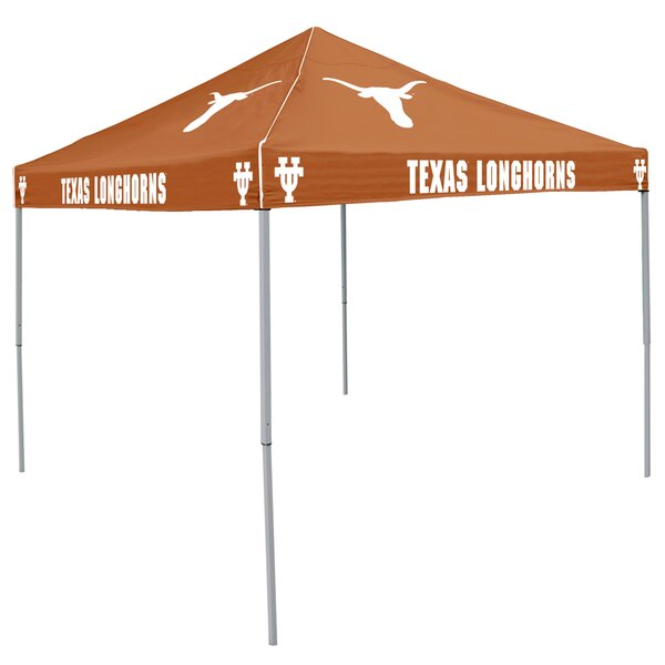 Collegiate Burnt Orange Tent - Texas by Logo Brands