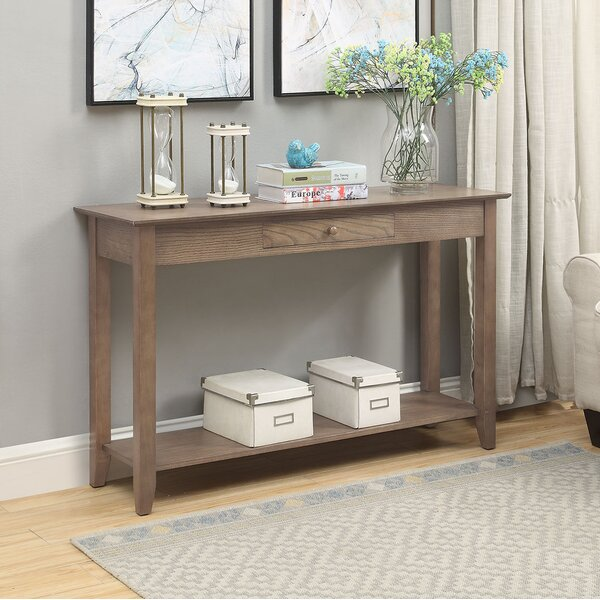 Review Inman Console Table