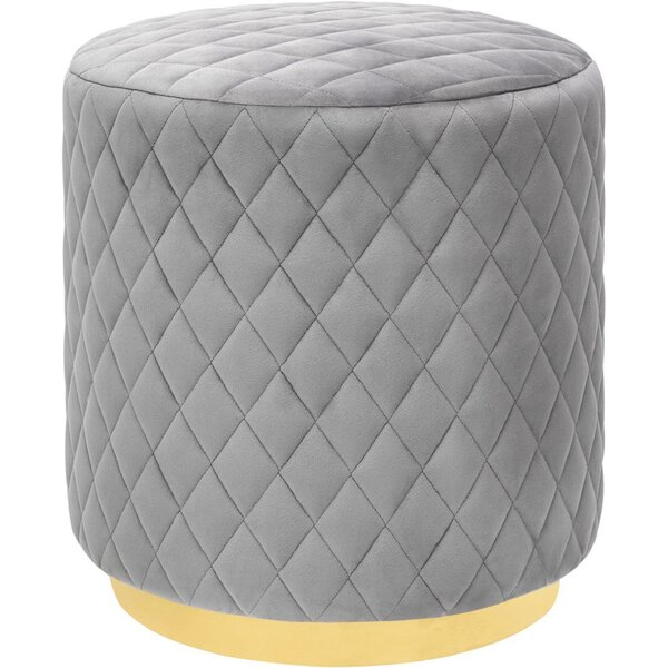 Lakin Tufted Ottoman by Mercer41