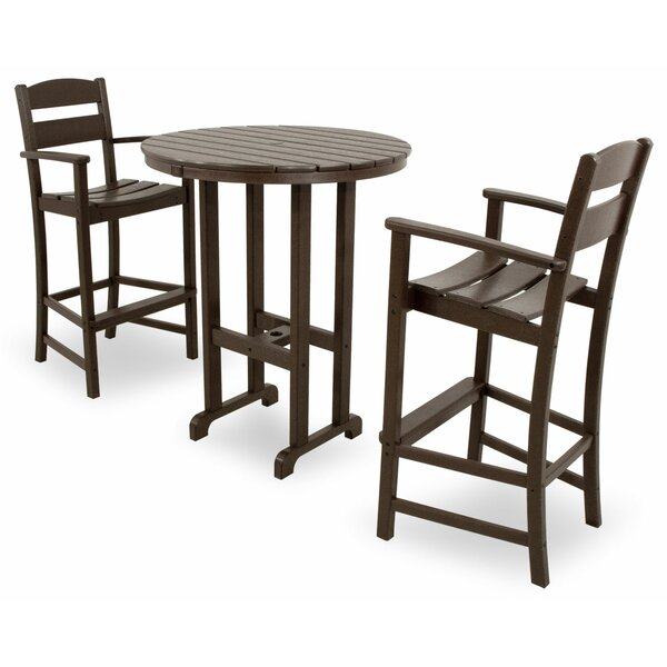 Classics 3-Piece Bar Set By Ivy Terrace